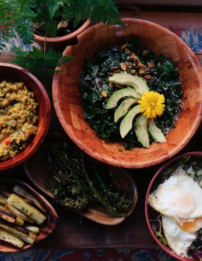 healthy green foods